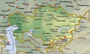 Правила въезда в Казахстан из России в 2020 году