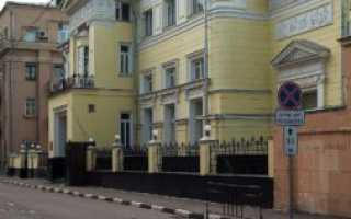 Посольства и консульства Таджикистана: адреса и телефоны