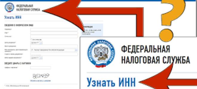 Как узнать ИНН гражданина России через интернет
