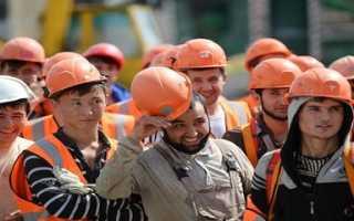 Прием на работу граждан Узбекистана в 2020 году