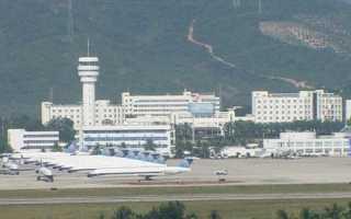 Аэропорт Хайкоу: как добраться. Информация для туристов