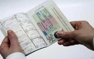 Как правильно заполнить заявление на аннуляцию визы