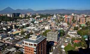 Аэропорт Гватемала – Сити: как добраться. Информация для туристов