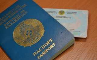 Образец отказа от гражданства Казахстана в России