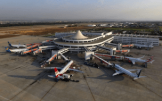 Как добраться и сколько ехать из аэропорта Анталии в город