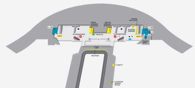 Аэропорт Канберра: как добраться. Информация для туристов