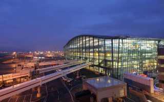 Аэропорт Лондон Хитроу (LHR)