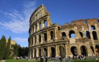 Типы виз в Италию