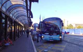 Как добраться с аэропорта Вероны в город на транспорте