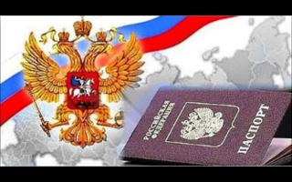 Заявление на гражданство в РФ в 2020 : образец, бланк, как заполнить