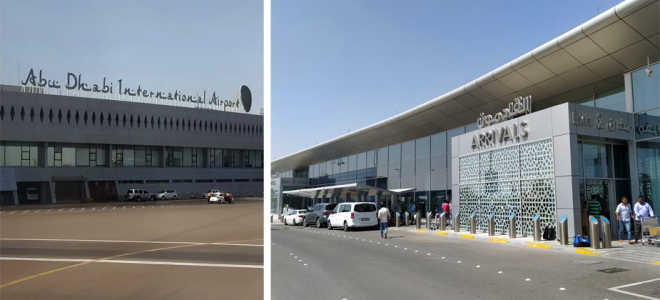 Аэропорт Абу-Даби: как добраться. Информация для туристов