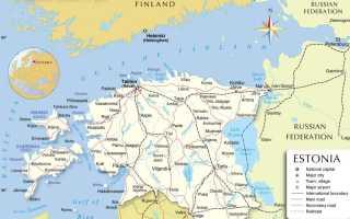 Особенности получения гражданства Эстонии в 2020 году