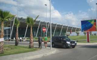 Как добраться из аэропорта Турина в город на транспорте