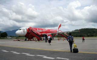 Аэропорт Лангкави: как добраться. Информация для туристов