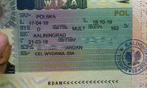 Какие существуют типы шенгенских виз?