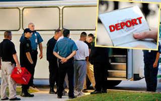 Депортация из страны: что это такое и чем может грозить