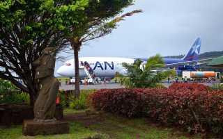 Аэропорт Остров Пасхи: как добраться. Информация для туристов