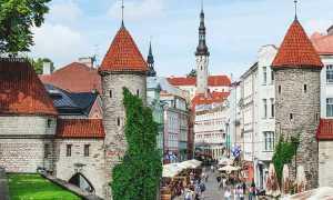 Нужна ли виза в Таллин для Россиян? Поездка в Эстонию