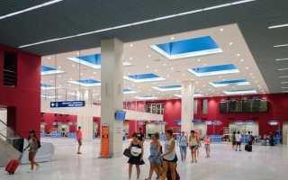 Международный аэропорт Ханья. Информация для туристов