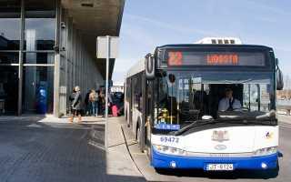 Аэропорт Риги: как добраться. Информация для туристов