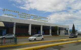 Аэропорты Македонии. Список аэропортов Македонии