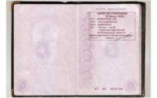 Госпошлина за паспорт РФ в 2020 году