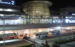 Аэропорт Токио Ханэда: как добраться. Информация для туристов