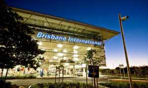 Аэропорт Брисбен: как добраться. Информация для туристов