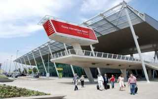 Аэропорт Тирана: как добраться. Информация для туристов
