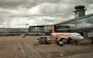 Как добраться из аэропорта Манчестер в город на транспорте