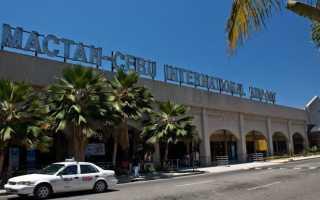 Аэропорт Себу: как добраться. Информация для туристов