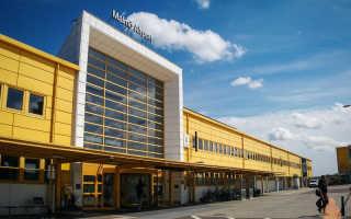 Аэропорт Мальме: как добраться. Информация для туристов