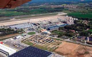Аэропорт Жирона: как добраться. Информация для туристов