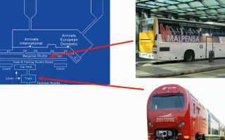 Как добраться из аэропорта Кальяри в город на транспорте