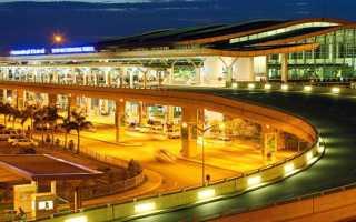 Аэропорт Хошимина: как добраться. Информация для туристов