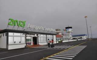 Аэропорт Терсейра: как добраться. Информация для туристов