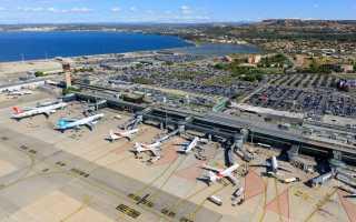 Аэропорт Марселя: как добраться до города с аэропорта Марсель