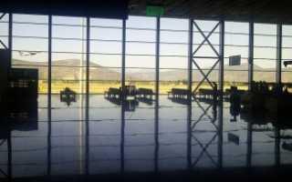 Аэропорт Бодрум: как добраться. Информация для туристов