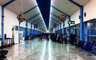 Аэропорт Луи: как добраться. Информация для туристов