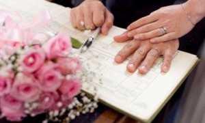 Особенности регистрации брака с гражданином Украины на территории России
