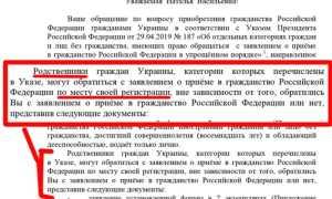 Гражданство РФ для ДНР и ЛНР в 2020 году: условия получения паспорта России