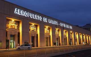 Как добраться из аэропорта Малаги в город на транспорте