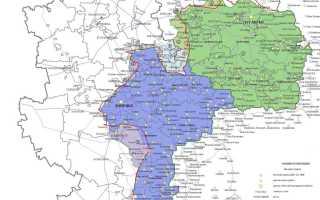 Порядок въезда на территорию ДНР в 2020 году