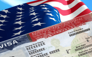 Образец заполнения анкеты на визу в США