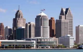 Аэропорт Детройта: как добраться. Информация для туристов