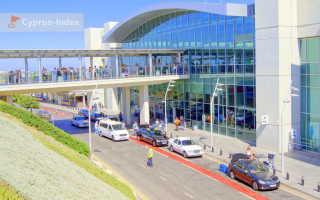 Аэропорт Ларнака в Кипре. Официальный сайт, код аэропорта