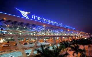 Сколько лететь из Москвы до Бангкока: время полета прямым рейсом и с пересадками