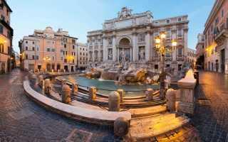Сколько лететь до Рима из Москвы по времени прямым рейсом и с пересадками