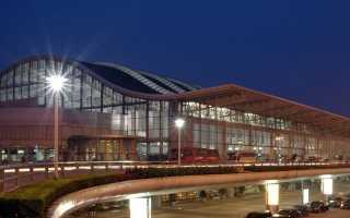 Аэропорт Чэнду: как добраться. Информация для туристов