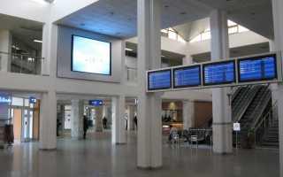 Аэропорт Монастир: как добраться. Информация для туристов